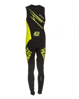 JETPILOT MALAYSIA MATRIX 3 WETSUIT BLACK YELLOW